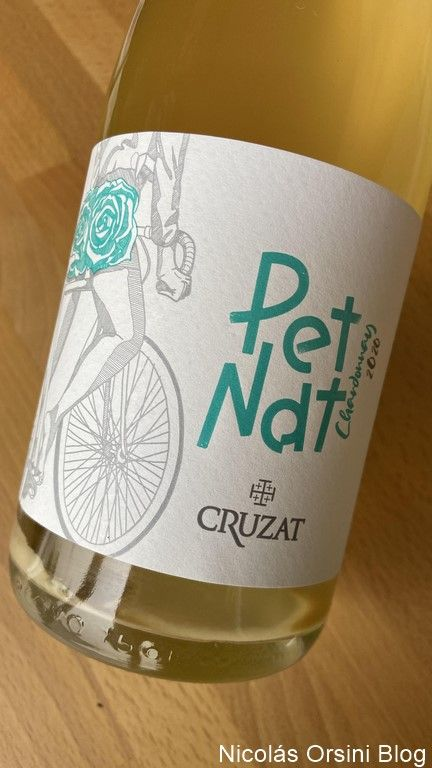 Pet Nat Chardonnay 2020