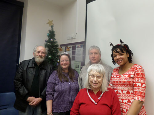 Christmas 2015 - My writing group