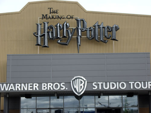 My Magical Harry Potter Studio Tour Adventure