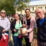 Oldbury Writing Group Trip – Museum of Cannock Chase's VE Day Celebration