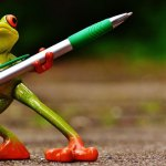 Writing – the best form of stress relief