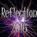 Reflection 2016 - my writing year