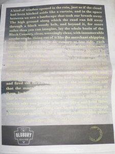 Fabrication Made in Oldbury - Launch of Oldbury Writing Group's Creative Writing Newspaper - photo 1