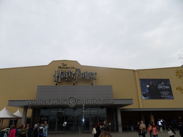 My Magical Harry Potter Studio Tour Adventure – Celebrating my 30th and Exploring the Forbidden Forest  - 1