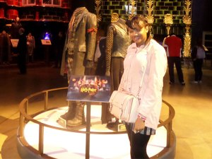 My Magical Harry Potter Studio Tour Adventure – Celebrating my 30th and Exploring the Forbidden Forest - 13