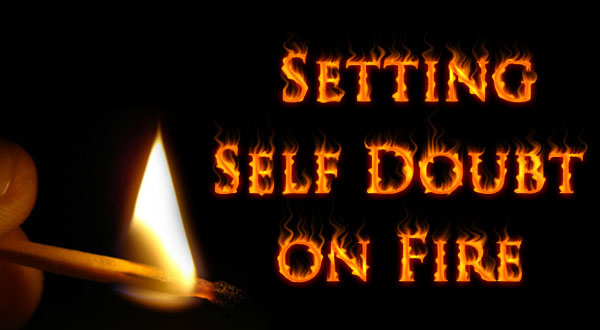 Nicole J. Simms - The Horror Tree - Setting Self Doubt on Fire