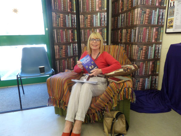 My Time at the First Chase BookFest - Sheryl Browne