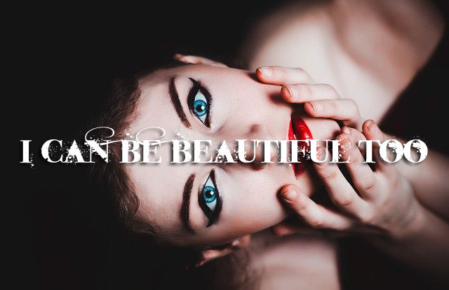 I Can Be Beautiful Too by Nicole J. Simms
