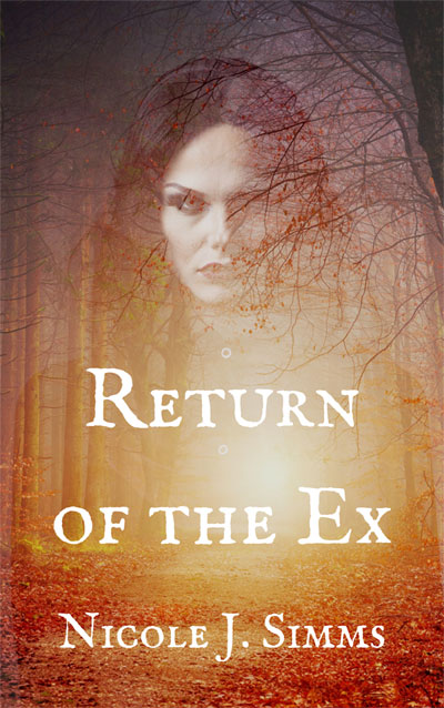 Return of the Ex - Camp NaNoWriMo Mock Cover