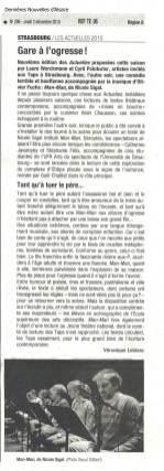 Critique Man-Man, Strasbourg Festival Actuelles