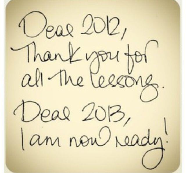 dear 2012