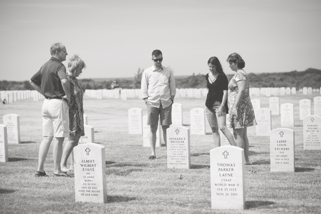 Central Texas State Veterans Cemetery.