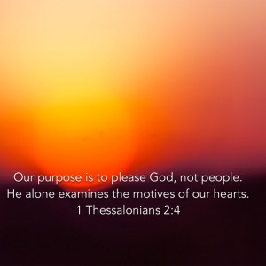 1 Thessalonians 2:4