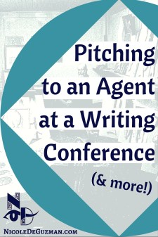 pitch to a literary agent