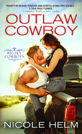 Outlaw Cowboy Cover
