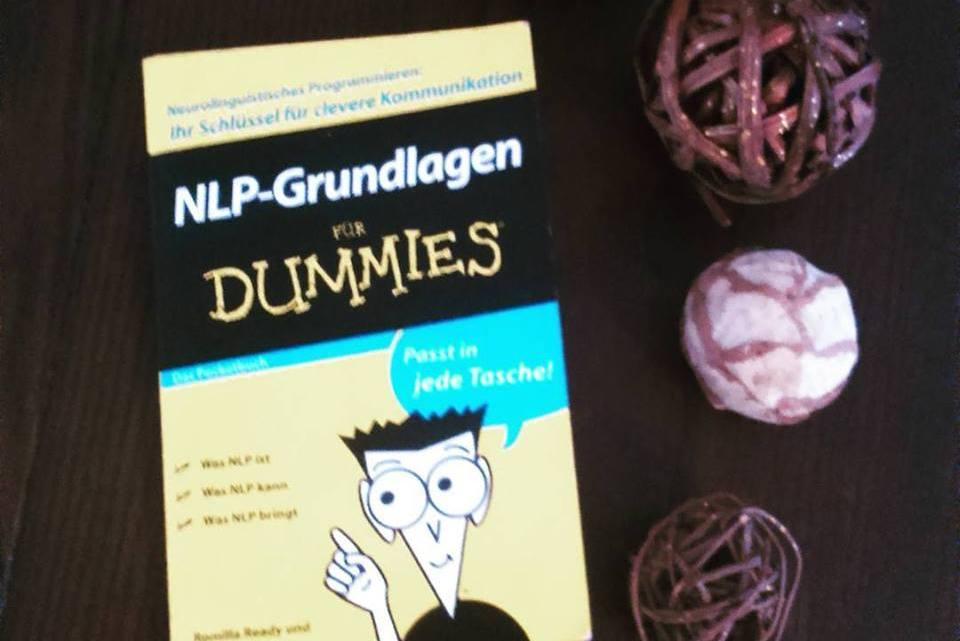"""Buchrezension: """"NLP-Grundlagen für Dummies"""""""