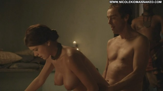 Lucy Lawless Spartacus Blood And Sand Slave Sex Nude Gorgeous Posing