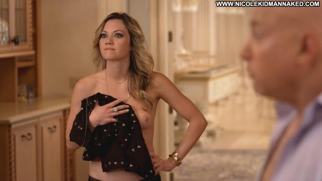 Megan Stevenson Californication Panties Kitchen Couple Sex Actress