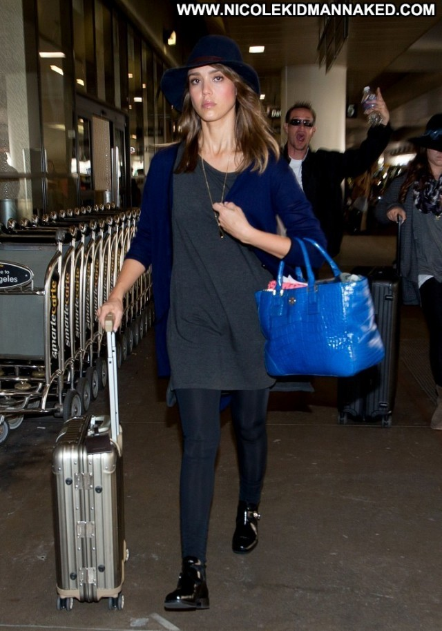 Jessica Alba Lax Airport Lax Airport High Resolution Babe