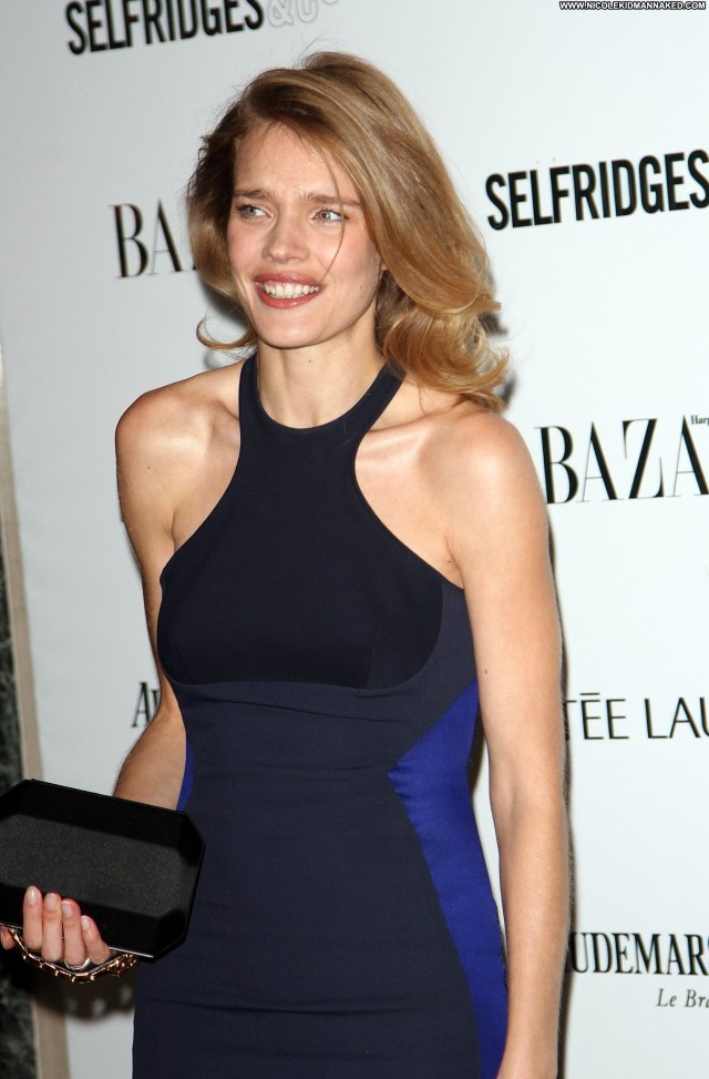 Natalia Vodianova Celebrity London High Resolution Awards Posing Hot