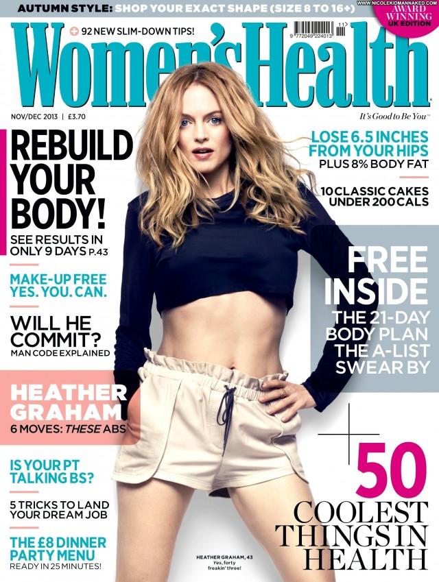 Heather Graham Magazine High Resolution Uk Magazine Babe