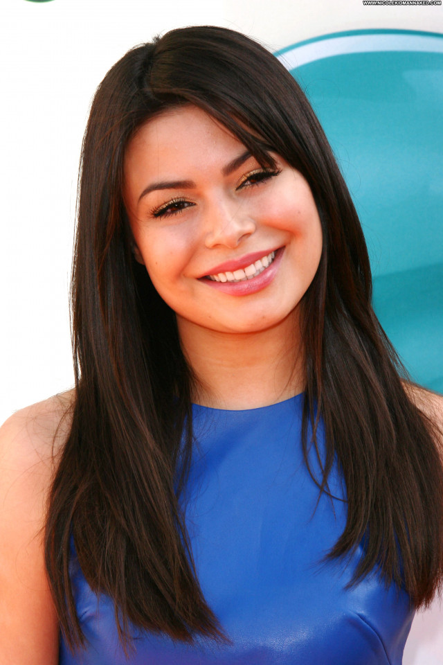 Miranda Cosgrove Los Angeles Celebrity Beautiful Los Angeles Awards