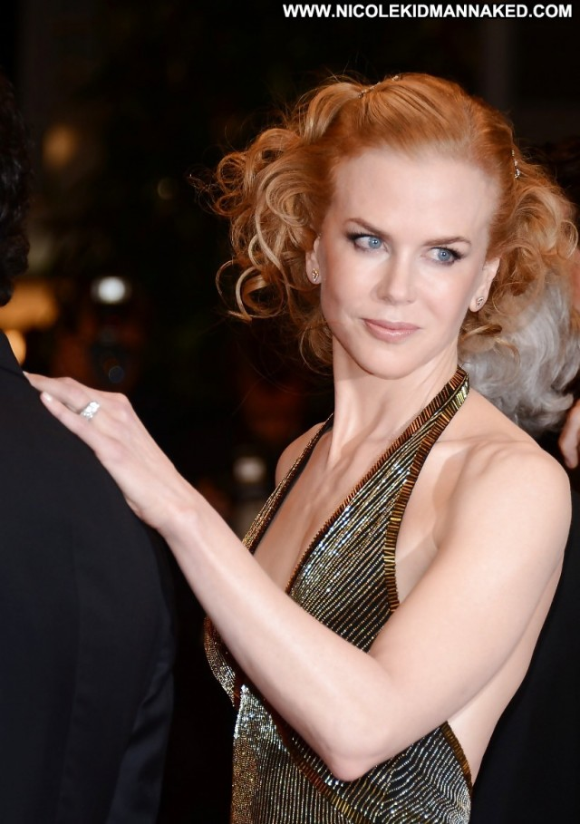 Nicole Kidman Showing Tits Babe Female Horny Posing Hot Doll