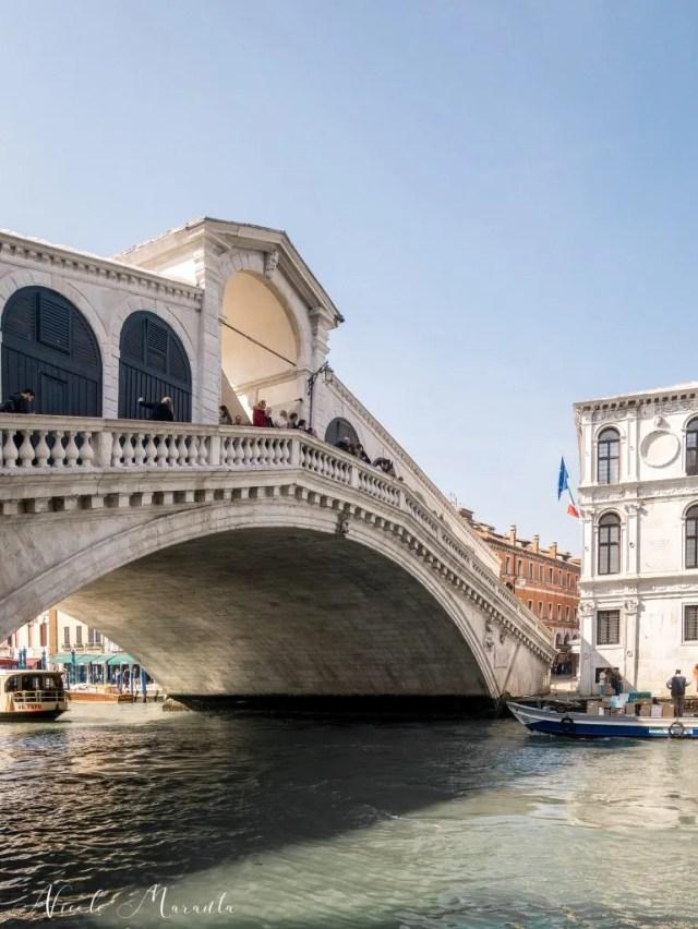 Il ponte di Rialto - Nicole Maranta