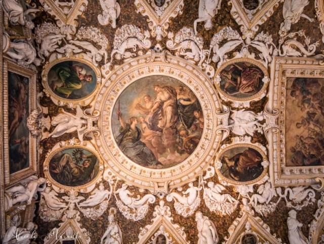 Decorazioni palazzo Ducale -Nicole Maranta