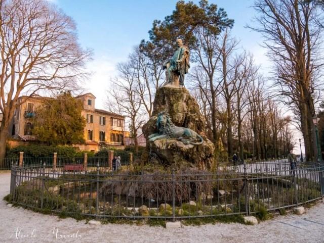 Giardini della Biennale 1 - Nicole Maranta