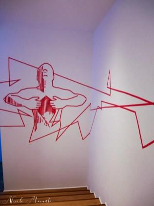 Opera d'arte dello Spazio Calmo - Nicole Maranta