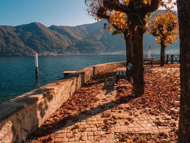 La Greenway in autunno - Nicole Maranta