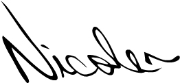 Nicole Rushin signature - displayed as a pic