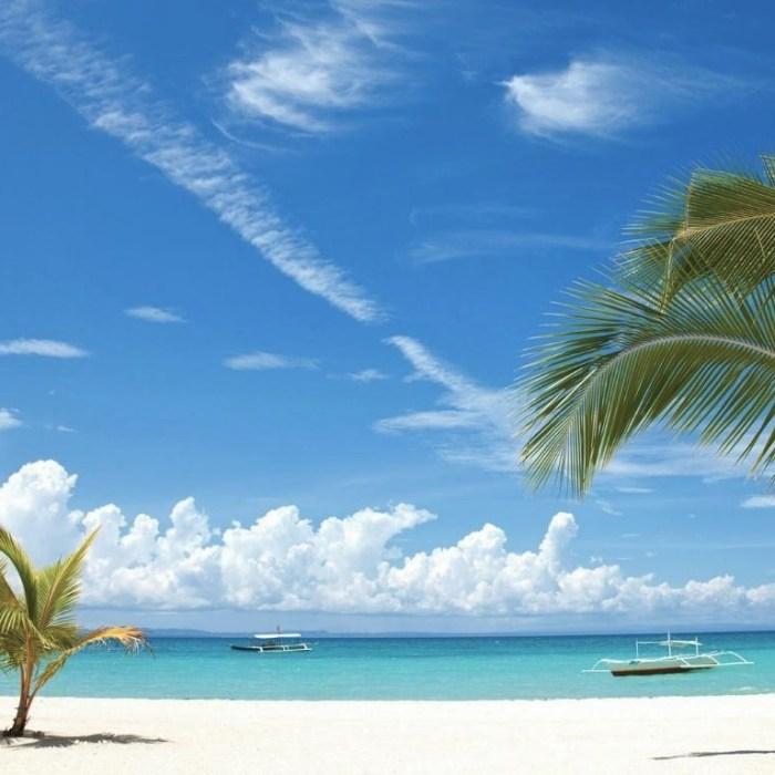 Visayas beach