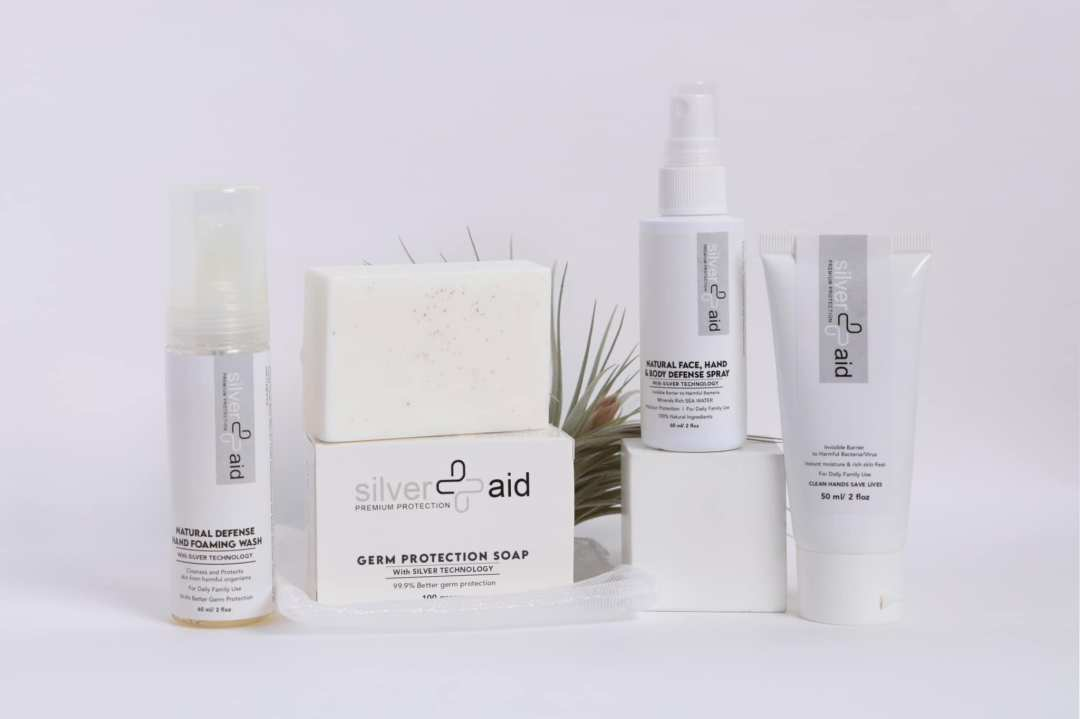 Silver Care Kit from Silver Aid