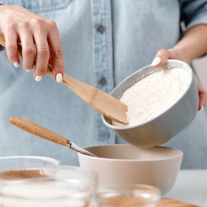 baking at home