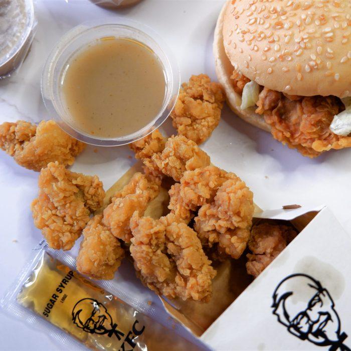KFC fun shots