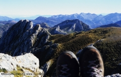 Look, far away, Picos de Europa