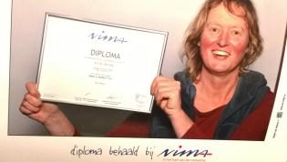 diploma 2014 NIMA Marketing Nicolette