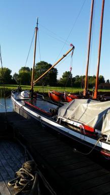 st michael Beurtvaartschip Oudega (Sm)