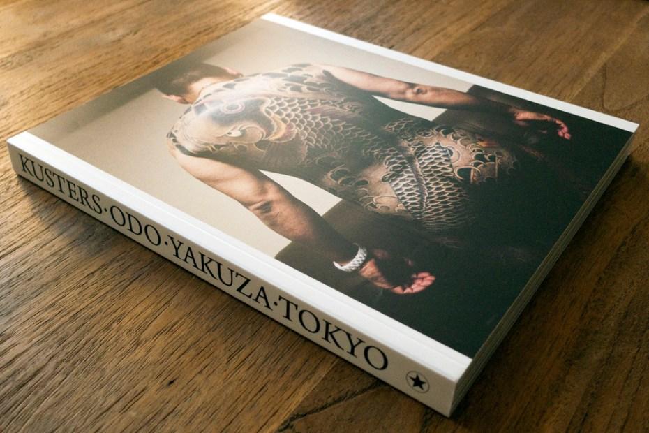 "Anton Kusters, ""Odo Yakuza Tokyo"", Second Edition, Published Sept 2011"
