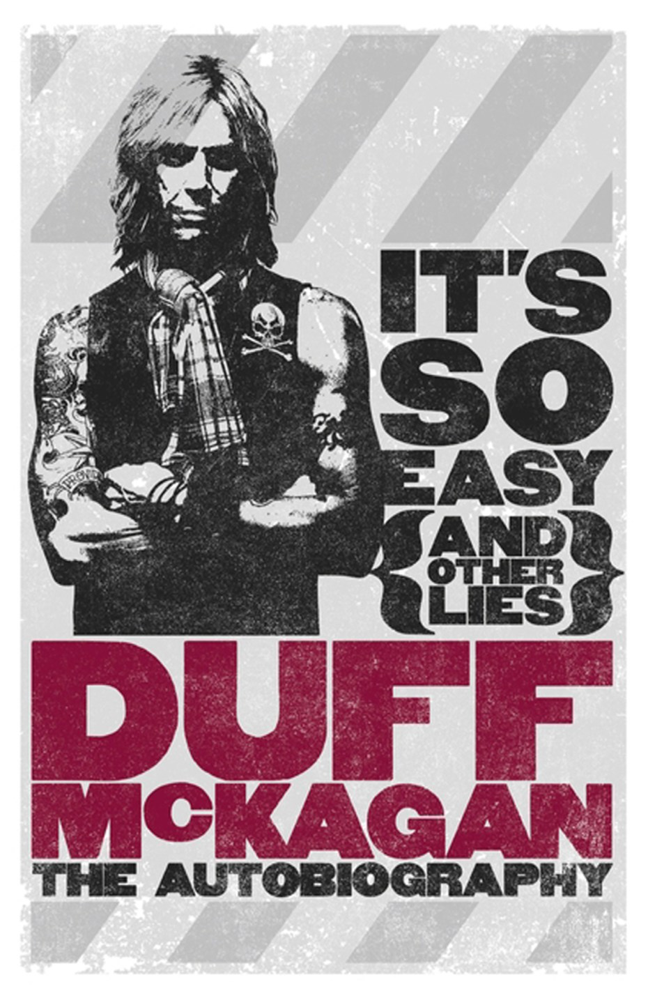 "Duff McKagan's book ""It's So Easy (and Other Lies)"""