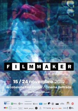 La locandina di Filmmaker 2019