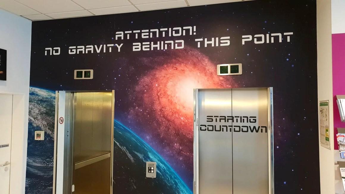 Wat te doen Bremen-Galactic universum reizen-electro