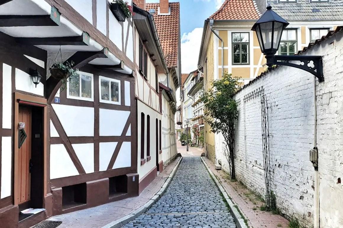 Vakwerkwijk Hildesheim