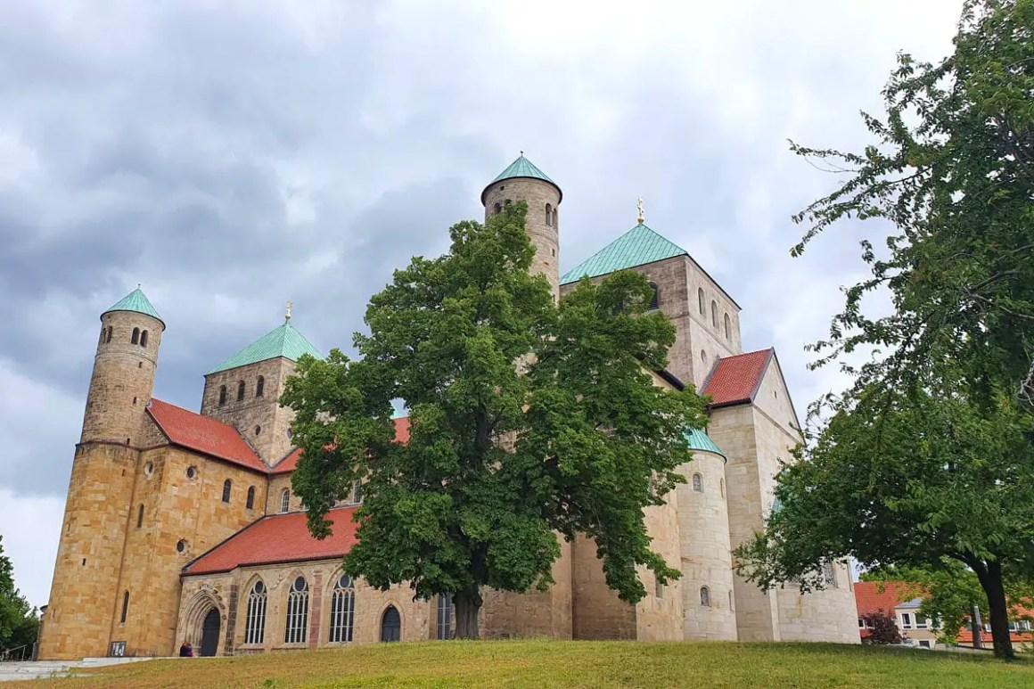 Hildesheim-Michseliskirche