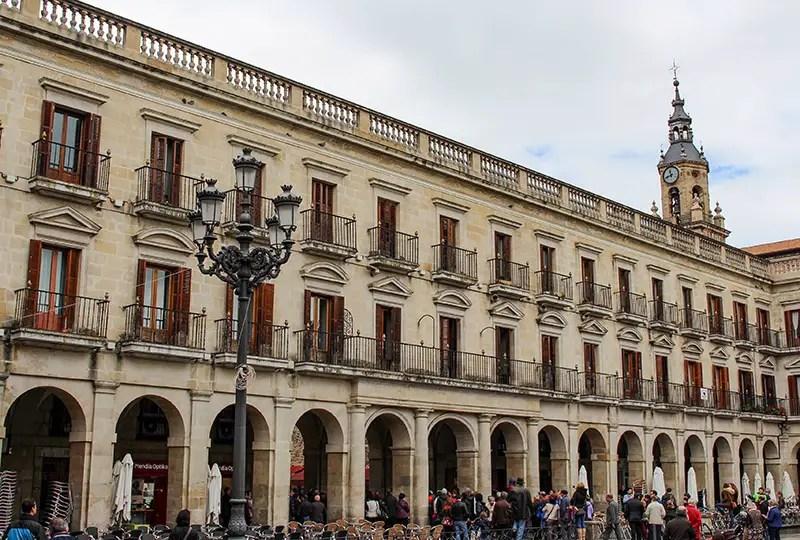Vitoria_Sights-plaza_nueva