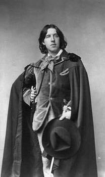 Aforisma Wilde. Vecchiaia
