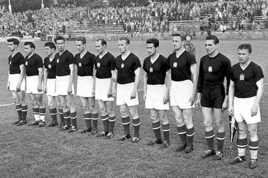 1954 Germania Ungheria 3-2