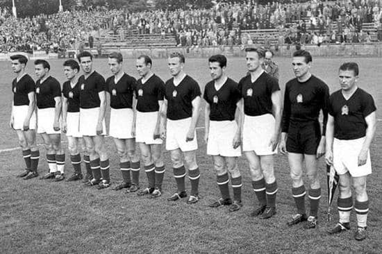 1954 Germania Ungheria 3-2
